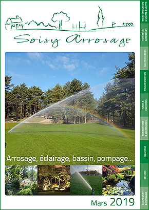 Catalogue Soisy Arrosage